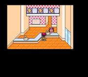 MachPizza Interior