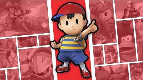 Smiles and Tears - Super Smash Bros. 3DS