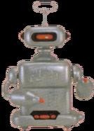 Sentry robo