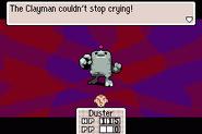 Clayman Battle
