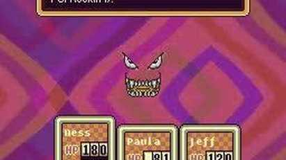 Earthbound Boss Battle Boogey Tent-3