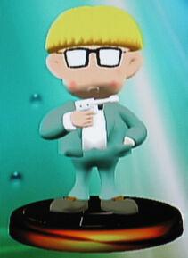 Jeff trophy (SSBM)