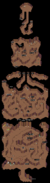 Dungeon Man Mapa