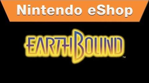 Trailer EarthBound (Consola Virtual de Wii U)