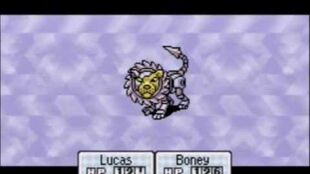 Mother 3 - Almost Mecha-Lion