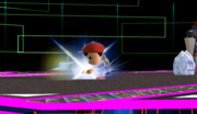 PK Fuego en Super Smash Bros. Melee