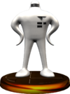 Starman SSBM Trophy