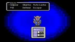 EarthBound Mother 2 - Mr