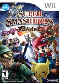 200px-Carátula Super Smash Bros. Brawl
