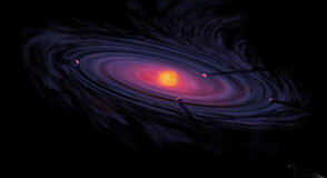 300px-Protoplanetary-disk