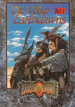 Product image cover die voelker earthdawns band 1