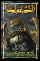 Product image cover earthdawn fourth edition game master s guide