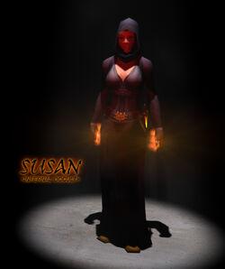 Susan thin