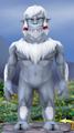 Body-Normal Male-Yeti