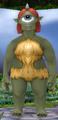 Rotund female cyclops