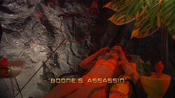 Boone's Assassin Title Card