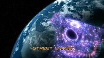 Street Chase Title Card