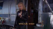 Atavus High Title Card