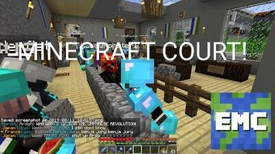 Minecraft Court - EarthMC