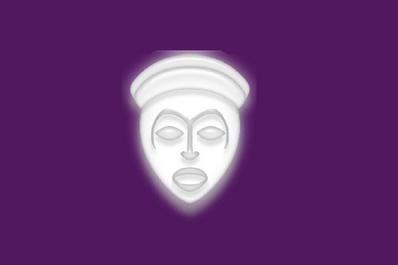 Flag of Suwa, Nagans
