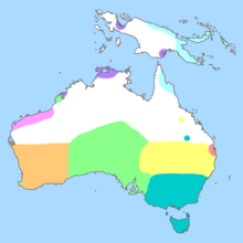 Aus area of influence