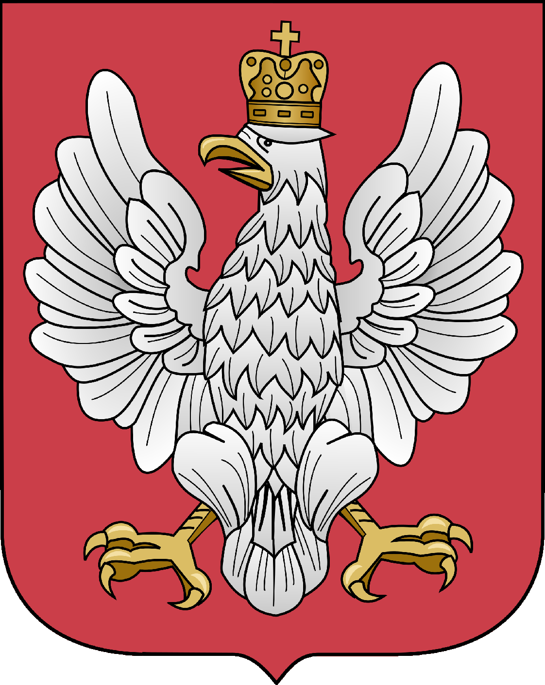 Coat of Arms of Polish Kingdom