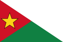 Malagasy communist party flag