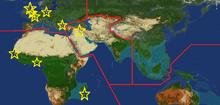 ISP Regions