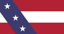 Striped Banner