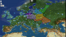 Intermarium Claim Map