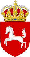 Lesser coat of arms of Hannover (IM)