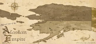 Alaskan Empire Map