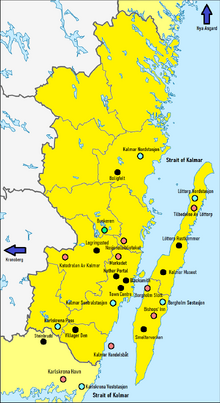 Kalmar Map