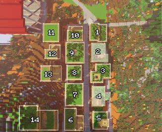 Plan agrandissment residentiel