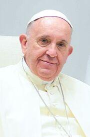 Papa fransecso