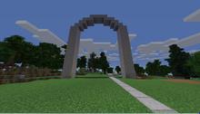 Arch (first built)