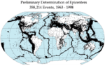 Quake epicenters 1963-98-1-