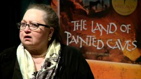 Jean M. Auel Q&A Part Two. The Land of Painted Caves