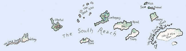 UrsulaLeGuin2001Map-SouthReach