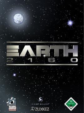 Earth 2160 boxart