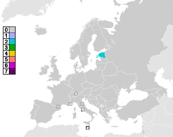 NSC Winners Map