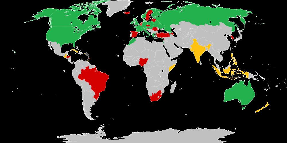 EarthVision 2013 Map