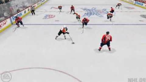 NHL09 OTP DBL OT Shake&Bake