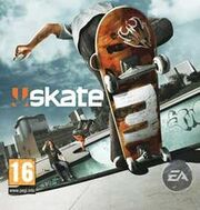 Skate 3 logo