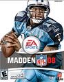 Madden NFL 08 Coverart
