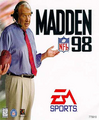 Madden NFL 98 Coverart