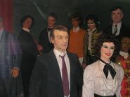 Den Watts and Angie Watts (Louis Tussauds House of Wax, Great Yarmouth)