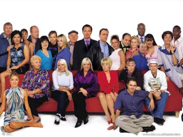 EastEnders Cast (2001)