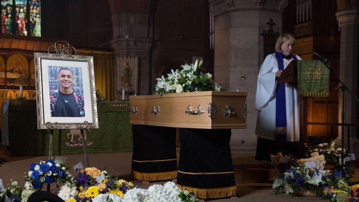 Shakil Kazemi Funeral (6 July 2018) 2