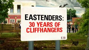 Eastenders 30 Years of Cliffhangers
